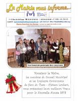 La Mairie vous informe 56 janvier 2018