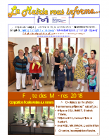 La Mairie vous informe 58 juillet 2018