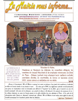 La Mairie vous informe n°44 – Janvier 2015