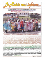 La mairie vous informe n°45 – Avril 2015