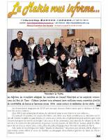 La mairie vous informe n°48 – Janvier 2016