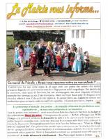 La mairie vous informe n°49 – Avril 2016