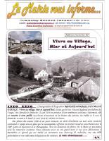 La mairie vous informe n°50 – Juillet 2016